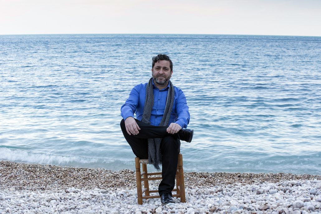 Ricardo Regidor und das Meer